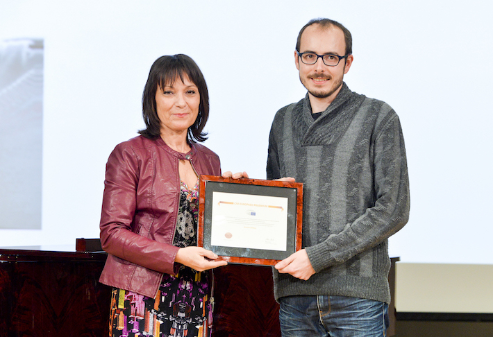 European Citizen's Prize 2015 Ceremony