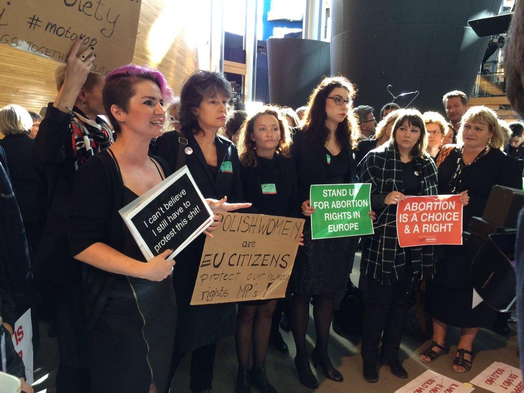 women-rights-polen